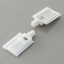 2x SUNROOF SLIDING BLOCK LEFT AND RIGHT REPAIR CLIPS FOR BMW 3 SERIES E36 *NEW*