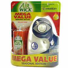 Airwick Mini Freshmatic I-Motion Compact Automatic Sensor Spray Unit Mulled Wine