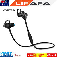 Upgraded Mpow® Coach Wireless Earphone Sweat-proof Noise Cancellation Headsets M