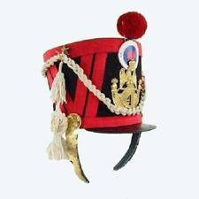X-Mas Gift Boy Friend French Napoleonic Shako Helmet, SHAKO HELMET