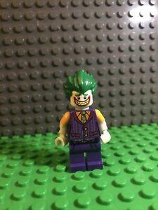 New LEGO Batman Movie 'THE JOKER' minifigure (70922)