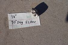 """90 DEGREE ELBOW 1/8"""" STAINLESS STEEL- 150# npt ,female threaded"""