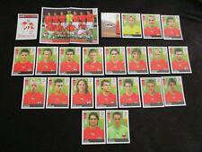 AUTRICHE AUSTRIA OSTERREICH  Equipe team Complete panini EURO 2008 UEFA
