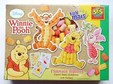 WINNIE THE POOH Fun Maïs figures-personnages Kit Kit, SES Creative processeur en boîte!