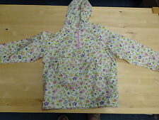 Joules Ditzy Lightweight Waterproof Coat - Age 7/8 - Mint Condition