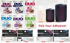 Ardell LashTite/LashGrip/DUO/Quick-Set Individual/Strip Lash Adhesive Dark/Clear