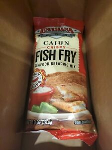 Louisiana Fish Fry Cajun