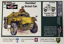 1/72 AGB/DTM-WW2 British Humber Scout Mk.2 (72502)