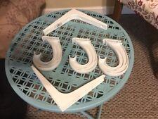 Shelf Brackets - 5 Plastic Brackets