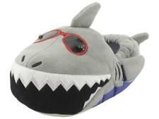 Stride Rite Toddler/Little Boy's Caleb Light Up Shark Grey Slippers Shoes