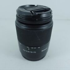 Sony SAL SAL1870 18-70mm f/3.5-5.6 Aspherical ED Lens