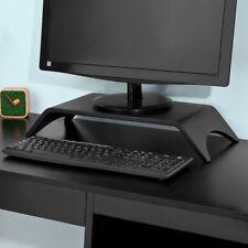 SoBuy® Monitorständer Monitorerhöhung Bildschirmerhöher Tischaufsatz, FRG98-SCH