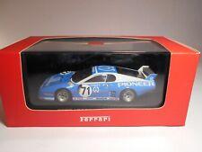 ixo  (FER006) - 1/43 - Ferrari - BB 512 - Pioneer - Le Mans - 1982 - #71- MIB