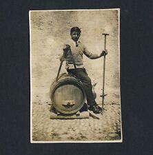 Küfer Böttcher barile Binder compassi Barrel-maker Cooper * Foto per 1930-nessun AK
