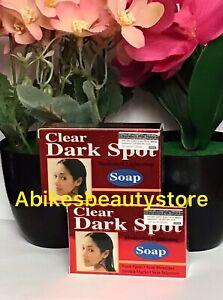 2pcs CLEAR DARK SPOTS Lightening Soap