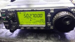 IC-706MKIIG FRONTALINO USATO OTTIME CONDIZIONI