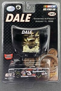 """WINNERS CIRCLE DALE EARNHARDT #3 CONTINUE THE LEGEND """"STARTING IN FRONT"""" 8/11/96"""