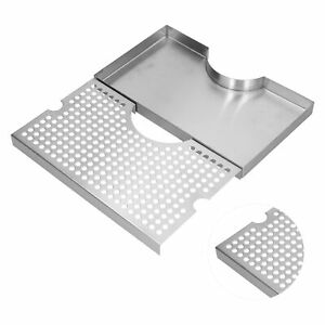 Bar Drip Tray Keep Bar Clean Easily Clean Sturdy Non Rusting Unique Shiny App JY