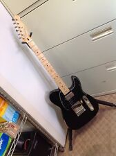 Fender Road Worn Telecaster Tele Electric Guitar Black