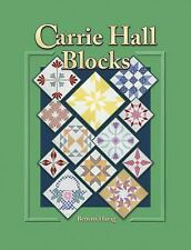 Carrie Hall Blocks Over 800 Historical Patterns by Barbara Smith Patchwork (51)