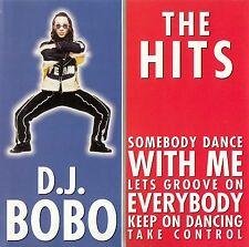 DJ BOBO : THE HITS / CD - TOP-ZUSTAND
