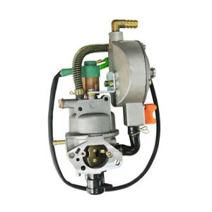 Carburetor Dual Fuel Propane Gasoline Fit Honda GX340 GX390