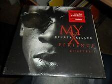 BOUNTY KILLER . MY XPERIENCE CHAPTER 1 VINYL ALBUM