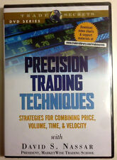 PRECISION TRADING TECHNIQUES by David S. Nassar * New Stock Trading DVD *
