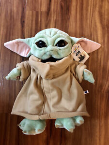 Build-A-Bear The Child Star The Mandalorian Baby Yoda w/ 5-in-1 Sounds NWT