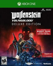 Wolfenstein: Youngblood -- Deluxe Edition (Microsoft Xbox One, 2019)