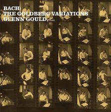 GLENN GOULD BACH GOLDBERG VARIATIONS LIMITED LP VINYL NEW (US) 33RPM