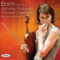 Viktoria Mullova - Bach: Concertos (Viktoria Mullova) [CD]