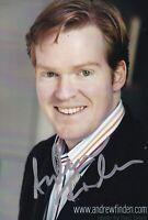 Andrew FINDEN - austral. Bariton, Original-Autogramm!