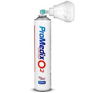 Oxygène liquide pour oxygénothérapie Spray 99,4% Promedix 14L PR-994