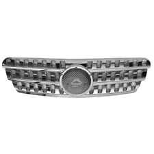 Front Grilles Grill For MERCEDES Benz W163 ML430 ML320 ML500 ML350 98-05 Chrome