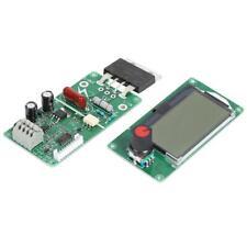 100A LCD Display Digital Double Pulse Encoder Spot Welder Controller Board