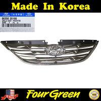 Front Radiator Grille upper for 2011-2013 Hyundai Sonata ⭐⭐⭐⭐⭐