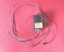 Selmar A/C calcolatore Adattatore di alimentazione, ingresso 20 V 50 Hz 40 mA output: 6/9 V CALC