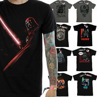 Darth Vader T-Shirt Mens Official Star Wars Merchandise