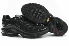 NIKE AIRMAX PLUS TNS IN ALL BLACK - MENS - SIZE 6-11