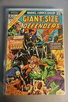 Defenders Giant Size #2 1974 Marvel