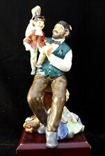 "Royal Doulton Figurine ""The Puppetmaker"" Hn 2253"