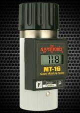 Agratronix Mt 16 Grain Moisture Tester 08155