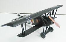 Fokker DVII 1918 bi-plane scale model 1:30 King & Country Black