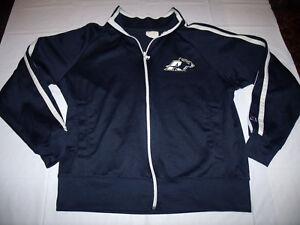 Akron Zips Warm-Up Jacket Champion Women's Medium Full Zipper Front
