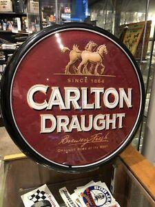 Carlton Draught Reproduction Bar Light