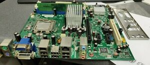 Intel DG35EC E29266-206 MicroATX Desktop Intel G35 Express LGA775 Motherboard