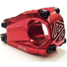 Azonic Baretta Evo Handlebar Stem 31.8mm x 40mm MTB Bicycle Mountain Bike Red