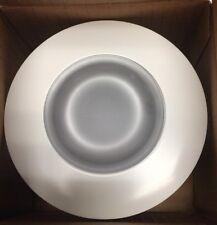 Lightolier L3RSW Downlight Shower Light Flat Glass White