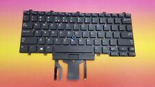 Keyboard Dell Latitude E5450 E5470 E5490 E7470 E7450 0F2X80 INTER UI Backlit